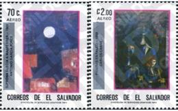 Ref. 359311 * MNH * - EL SALVADOR. 1984. PAINTING . PINTURA - Unclassified