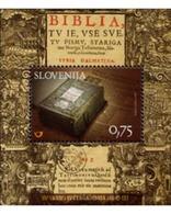 Ref. 220157 * MNH * - SLOVENIA. 2007. AÑO DE LA BIBLIA EN ESLOVENIA - Ohne Zuordnung