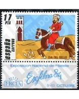 Ref. 210936 * MNH * - SPAIN. 1984. STAMP DAY . DIA DEL SELLO - 1931-Aujourd'hui: II. République - ....Juan Carlos I