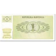 Billet, Slovénie, 1 (Tolar), 1990, UNdated (1990), KM:1a, SUP - Slovénie
