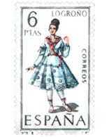 Ref. 115356 * MNH * - SPAIN. 1969. SPANISH PROVINCES TYPICAL COSTUMES . TRAJES TIPICOS DE PROVINCIAS ESPAÑOLAS - 1931-Aujourd'hui: II. République - ....Juan Carlos I