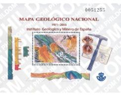 Ref. 124774 * MNH * - SPAIN. 2003. NATIONAL GEOLOCICAL MAP. MAGMA PLAN . MAPA GEOLOGICO NACIONAL. PLAN MAGMA - Minerals