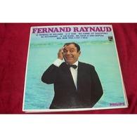 FERNAND  RAYNAUD  ° LE FROMAGE DE HOLLANDE  /  33 TOURS  ENREGISTREMENT PUBLIC - Humour, Cabaret