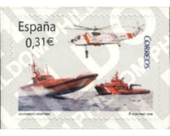 Ref. 213754 * MNH * - SPAIN. 2008. MARITIME RESCUE . SALVAMENTO MARITIMO - Helicópteros