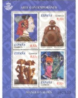 Ref. 280641 * MNH * - SPAIN. 2012. ARTE CONTEPORANEO - MANOLO VALDES - 2011-... Unused Stamps