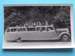 AUTOBUS S.L.A. LOURDES > Formaat PK / CP ( Zie / Voir Photo Pour Détail Svp ) N° 1 ! - Auto's