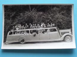 AUTOBUS S.L.A. LOURDES > Formaat PK / CP ( Zie / Voir Photo Pour Détail Svp ) N° 2 ! - Auto's