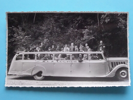 AUTOBUS S.L.A. LOURDES > Formaat PK / CP ( Zie / Voir Photo Pour Détail Svp ) N° 4 ! - Auto's