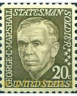 Ref. 161872 * MNH * - UNITED STATES. 1967. FAMOUS AMERICANS . AMERICANOS CELEBRES - United States