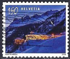 Switzerland 2018 - Mi 2581 - YT 2505 ( Christmas : Bredetto Village ) - Gebraucht