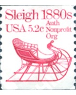 Ref. 244282 * MNH * - UNITED STATES. 1983. TRANSPORTATIONS . TRANSPORTE - United States