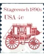 Ref. 244295 * MNH * - UNITED STATES. 1982. TRANSPORTATIONS . TRANSPORTE - United States