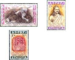 Ref. 30267 * MNH * - ETHIOPIA. 1968. CENTENARIO DE LA MUERTE DEL EMPERADOR TEODORO - Ethiopie