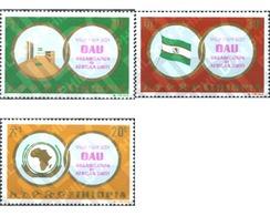Ref. 53354 * MNH * - ETHIOPIA. 1970. AFRICAN UNITY ORGANIZATION . ORGANIZACION PARA LA UNIDAD AFRICANA - Ethiopie