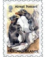 Ref. 136897 * MNH * - FALKLAND Islands. 2003. BIRDLIFE . BIRDLIFE - Falkland