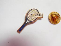 Beau Pin's , Tennis , Hospal , Laboratoires Pharmaceutiques , Meyzieu , Rhône - Tennis