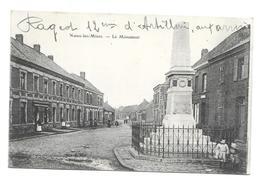 62/ PAS De CALAIS...NOEUX LES MINES: Le Monument - Noeux Les Mines