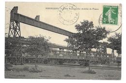 62/ PAS De CALAIS...ISBERGUES: Ponts Roulants Des Aciéries De France - Isbergues