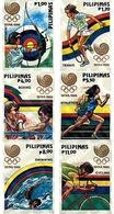 Ref. 16532 * MNH * - PHILIPPINES. 1988. GAMES OF THE XXIV OLYMPIAD. SEOUL 1988 . 24 JUEGOS OLIMPICOS VERANO  SEUL 1988 - Philippines