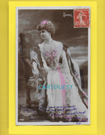 CPA Melle SOREL Artist Theatre Paris  Artiste 1900 – Femme (Variétés) – Photo Reutlinger Paris (voir Scan Recto/verso) - Artistes