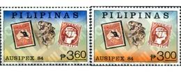 Ref. 160937 * MNH * - PHILIPPINES. 1984. AUSIPEX 84. INTERNATIONAL PHILATELIC EXHIBITION . AUSIPEX 84. EXPOSICION FILATE - Stamps