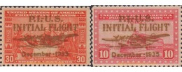 Ref. 190133 * MNH * - PHILIPPINES. 1935. VUELO INAUGURAL DE MANILA A SAN FRANCISCO - Philippinen