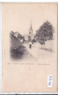 SAINT-VAAST-LA-HOUGUE- L EGLISE DE REVILLE - Saint Vaast La Hougue
