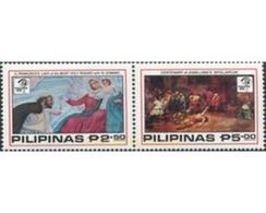 Ref. 313335 * MNH * - PHILIPPINES. 1984. ESPAÑA 84. INTERNATIONAL PHILATELIC EXHIBITION . ESPAÑA 84. EXPOSICION FILATE - Unclassified