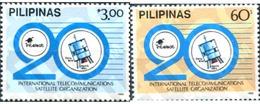 Ref. 313352 * MNH * - PHILIPPINES. 1985. INTELSAT - Espace