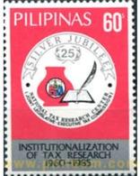 Ref. 313353 * MNH * - PHILIPPINES. 1985. CENTRO NACIONAL DE RECURSOS - Philippines