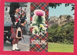 Modern Multi View Post Card Of Stirling,Scotland,U30. - Stirlingshire