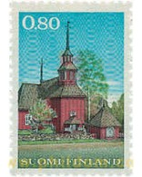 Ref. 102880 * MNH * - FINLAND. 1970. CHURCHES . IGLESIAS - Finlande