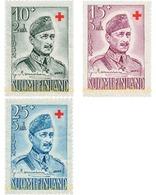 Ref. 103544 * MNH * - FINLAND. 1952. RED CROSS WELFARE FUND . A BENEFICIO DE LA CRUZ ROJA - Unused Stamps