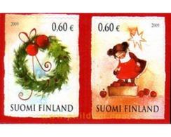 Ref. 282088 * MNH * - FINLAND. 2009. CHRISTMAS . NAVIDAD - Finlande