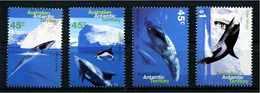 AUS.ANTARKTIK 1995 Nr 102-105 Postfrisch (108055) - Ohne Zuordnung