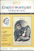 CPC N°144 -Emile Mustacchi- Les Cartes De Visite- Les Charbonniers- Carthage- D'Jelmako- Liberation De Metz - Livres