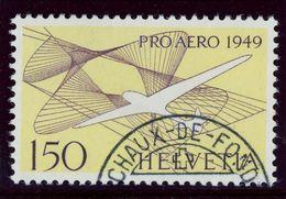 "Nr. 518 Gestempelt ""Pro Aero 1949"" - Michel 50 € - Svizzera"