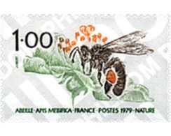 Ref. 89307 * MNH * - FRANCE. 1979. NATURE PROTECTION . PROTECCION DE LA NATURALEZA - Spiders