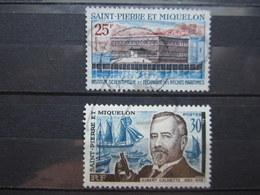 VEND LOT DE TIMBRES DE S.P.M. !!! - St.Pierre Et Miquelon
