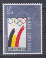 Belgium 2000 Belgian Olympic Team MNH/** (H56) - Sommer 2000: Sydney - Paralympics