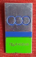 "MIS, Mediterranean Games -  OFFICIAL BADGE  ""TELEVISION""  Split 1979. Ex  Yugoslavia, Badge / Pin / Brooch / Abzeichen - Sin Clasificación"