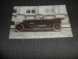 Voiture ( 84 )    Car  Automobile  Auto  :  Carte Photo  Fotokaart  Photo Card - Voitures De Tourisme