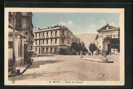 CPA Bone, Palais De Justice - Annaba (Bône)