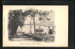 AK Ile Madére, Jardin De L'Hotel Bello Monte - Portogallo
