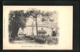 AK Ile Madére, Jardin De L'Hotel Bello Monte - Zonder Classificatie