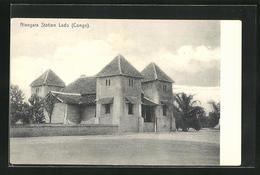 CPA Niangara, Niangara Station Lado (Congo) - Congo - Kinshasa (ex Zaire)
