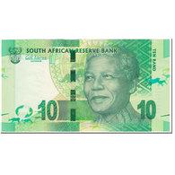 Billet, Afrique Du Sud, 10 Rand, 2012, Undated (2012), KM:133, NEUF - Suráfrica