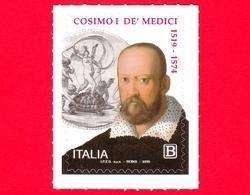 Nuovo - MNH - ITALIA - 2019 - 500 Anni Della Nascita Di Cosimo I De' Medici – Ritratto - B - 2011-...: Neufs