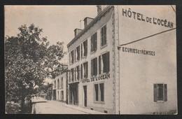 BEG MEIL Hotel De L'océan  écuries Et Remises    (  TTB état ) Y Q 107 - Beg Meil