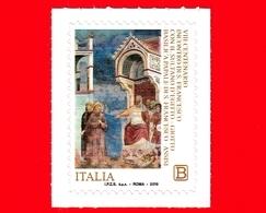 Nuovo - MNH - ITALIA - 2019 - 800 Anni Dell'incontro Di San Francesco Con Il Sultano – Giotto - B - 6. 1946-.. Repubblica